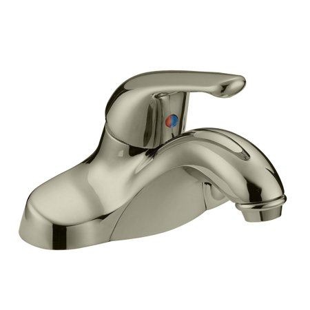 LDR 015 22204BN Brushed Nickel Single Handle Lavatory Faucet