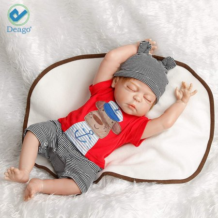 Deago Reborn Toddler Doll 22