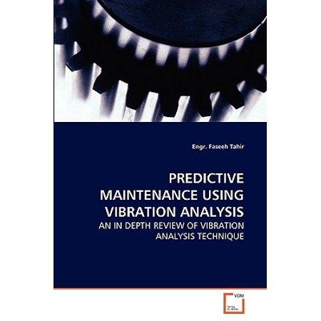 Predictive Maintenance Using Vibration Analysis