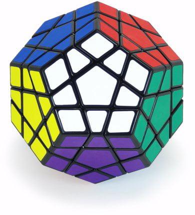 ShengShou Megaminx Speed Cube Puzzle, Black by ShengShou