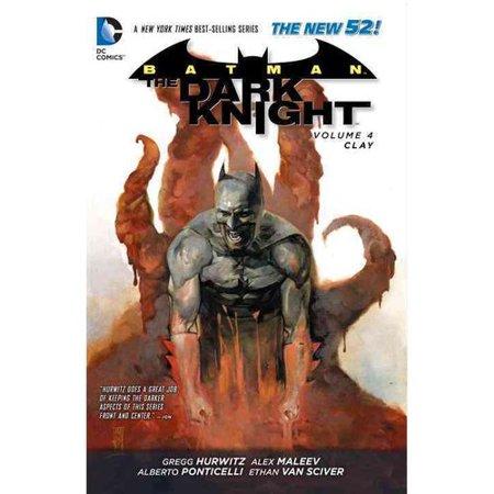 Batman The Dark Knight 4: Clay by