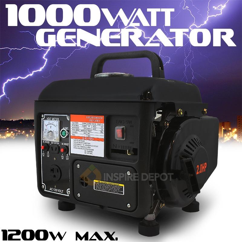STARK Gasoline Electric Power Generator 63CC 2 Stroke 2HP...