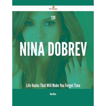 139 Nina Dobrev Life Hacks That Will Make You Forget Time - eBook](Ian Somerhalder Nina Dobrev Halloween)
