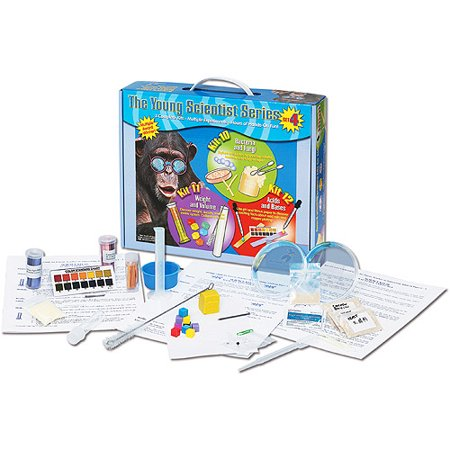 The Young Scientists Club - Science Experiments Kit - Set #4