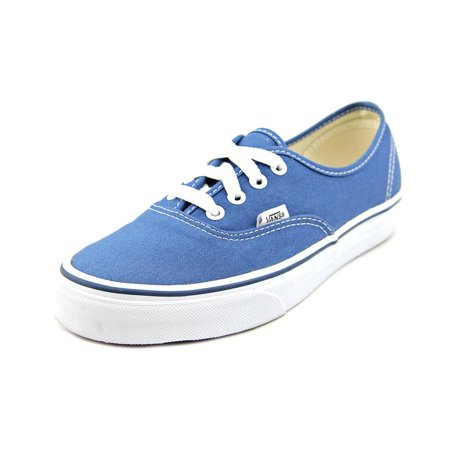 Vans Authentic   Round Toe Canvas  Sneakers (Vans Shoe Chart)