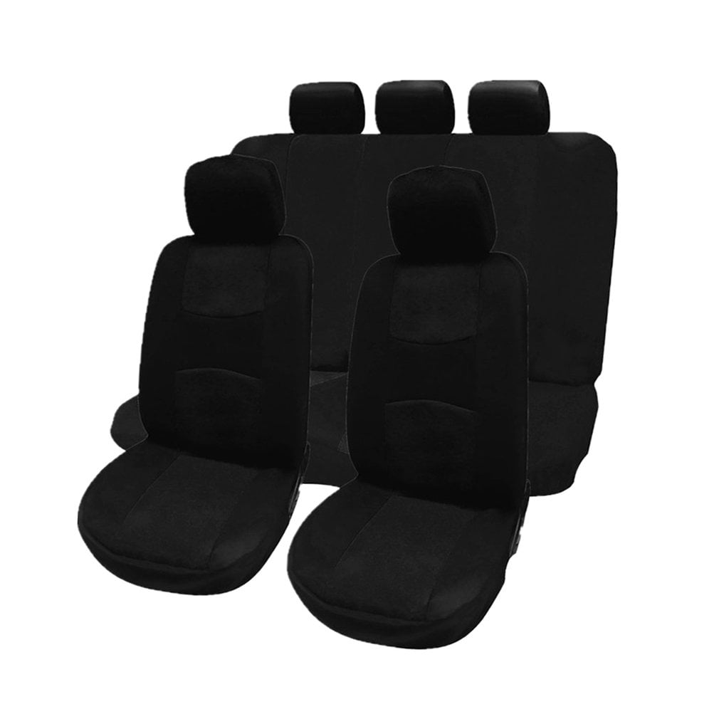 Car Seat Covers Full Set Automobile Protection Cover Universal Accessory