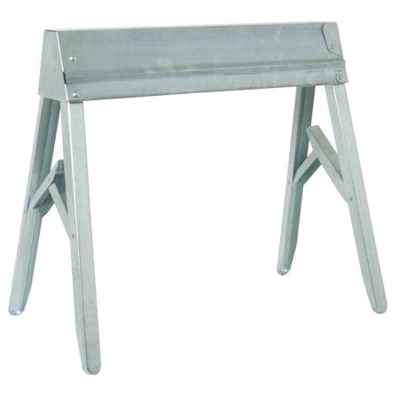 Fulton TS-11 Portable Lightweight Folding Sawhorse, 1000 lb, 29-1/4 in H X 32-1/2 in W,