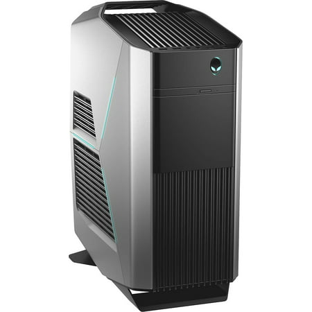 Dell Alienware AWAUR6-5468SLV-PUS, Intel Core i5 (up to 3.5GHz), 8GB, 1TB HDD, RX 480 Graphics, Epic Silver Gaming Desktop