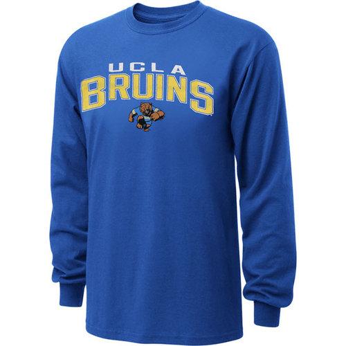 NCAA - UCLA Bruins Blue Just Gateway Long Sleeve T-Shirt