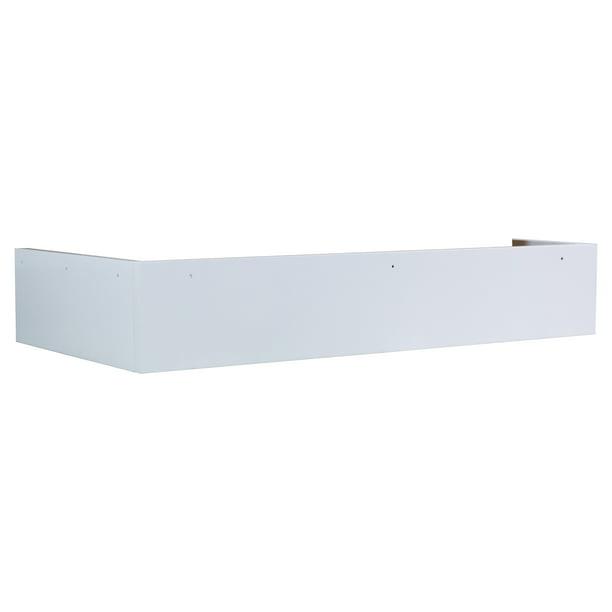31 In W X 16 In D Plywood Veneer Toe Kick In White Color Walmart Com Walmart Com