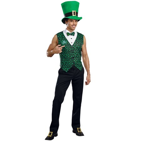 Leprechaun Costume Women (Irish Leprechaun Male Adult)
