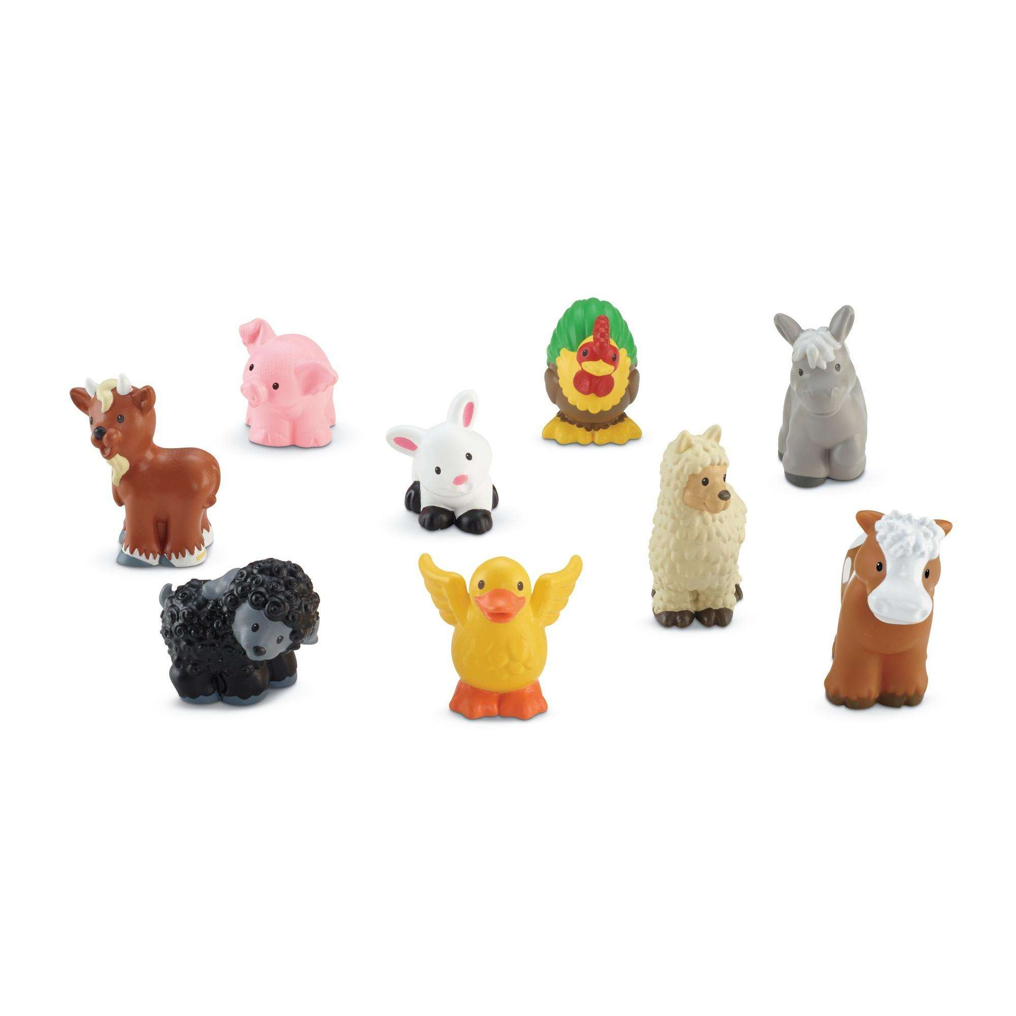 Little People Farm Animal Friends by Little People
