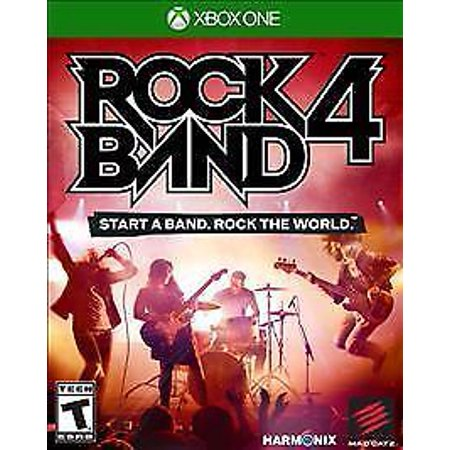 Rock Band 4 (Xbox One) - GAME ONLY