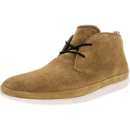 Ugg Men's Cali Chukka Chestnut Ankle-High Suede Fashion Sneaker - 10.5M