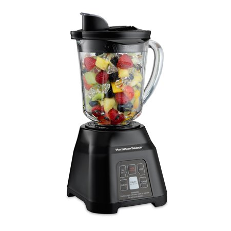 Hamilton Beach 40 Ounce 5 Function Wave Action Frozen Drink Smoothie Blender (Blenders For Frozen Drinks)