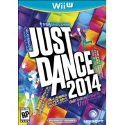 Ubisoft Just Dance 2014 Video Game: Wii U Standard Edition