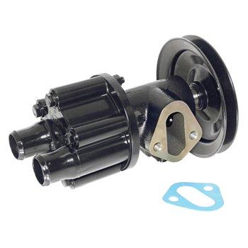 Mercruiser Raw Water Pump - Raw Water Pump Mercruiser 7.4L 8.2L w/Fuel Pump Mount 1996-1999 Pro #: 80718 X-Ref #: 807151A 8
