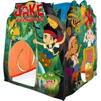 Disney Play Tent - Jake and The Never Land Pirates
