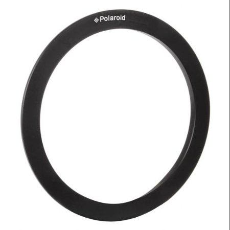 Polaroid 72mm Adapter Ring works for Polaroid & Cokin P Series Filter Holders