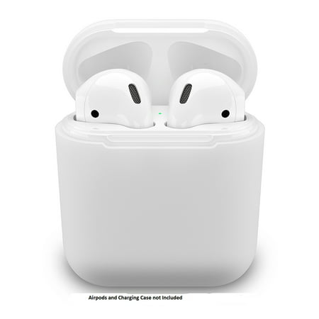 cb1c767539 PaZinger - AirPods Silicone Case Cover Protective Skin for Apple Airpod  Charging Case - Walmart.com