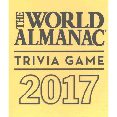 The World Almanac Trivia 2017 Game by