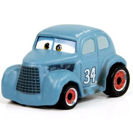 Disney Die Cast Mini Racers River Scott Car [No Packaging] (Cast Riser)
