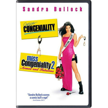 Miss Congeniality / Miss Congeniality 2: Armed and Fabulous (DVD)