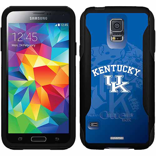 Kentucky Watermark Design on OtterBox Commuter Series Case for Samsung Galaxy S5