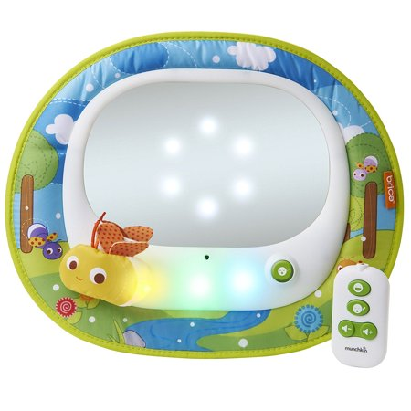 Diana Mirror (BRICA Baby In Sight Magical Firefly Auto Mirror )