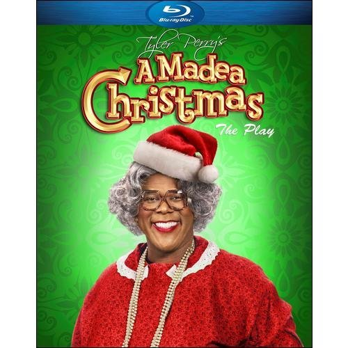 Tyler Perry's A Madea Christmas: The Play (Blu-ray) (With INSTAWATCH) (Widescreen)