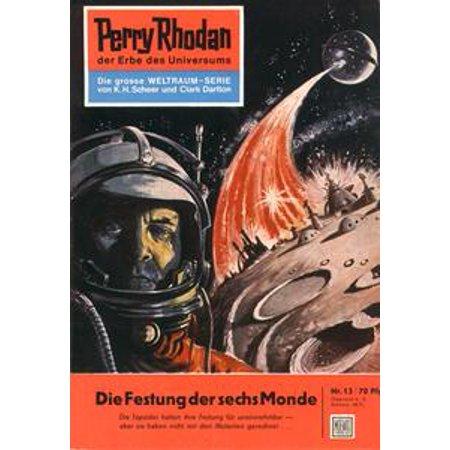 Sechs Duos (Perry Rhodan 13: Die Festung der sechs Monde - eBook )