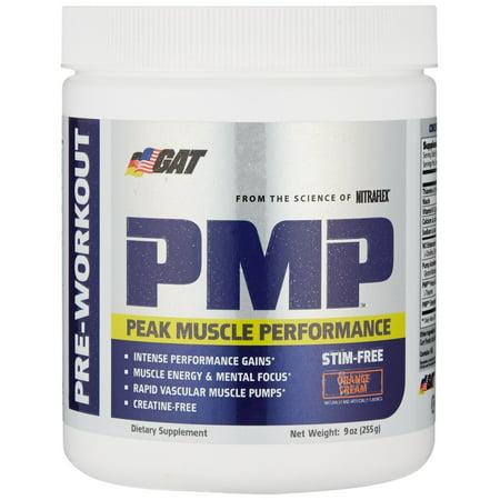 PMP STIM GRATUIT ORANGE CREAM 30 /