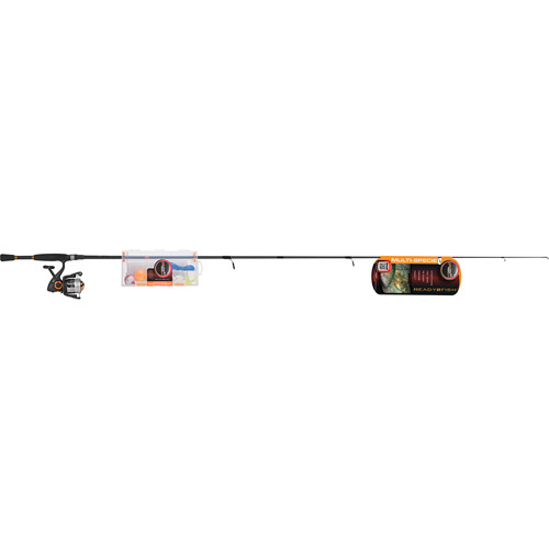 Ready 2 Fish All Species Spinning Reel Combo with Kit