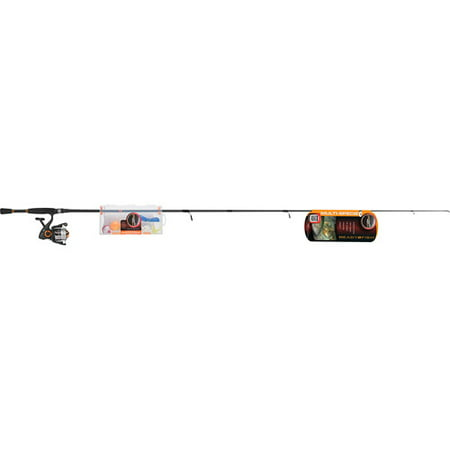 Ready 2 Fish All Species Spinning Reel Combo with Tackle