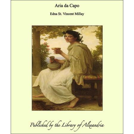 Aria da Capo - eBook - Da Capo Music
