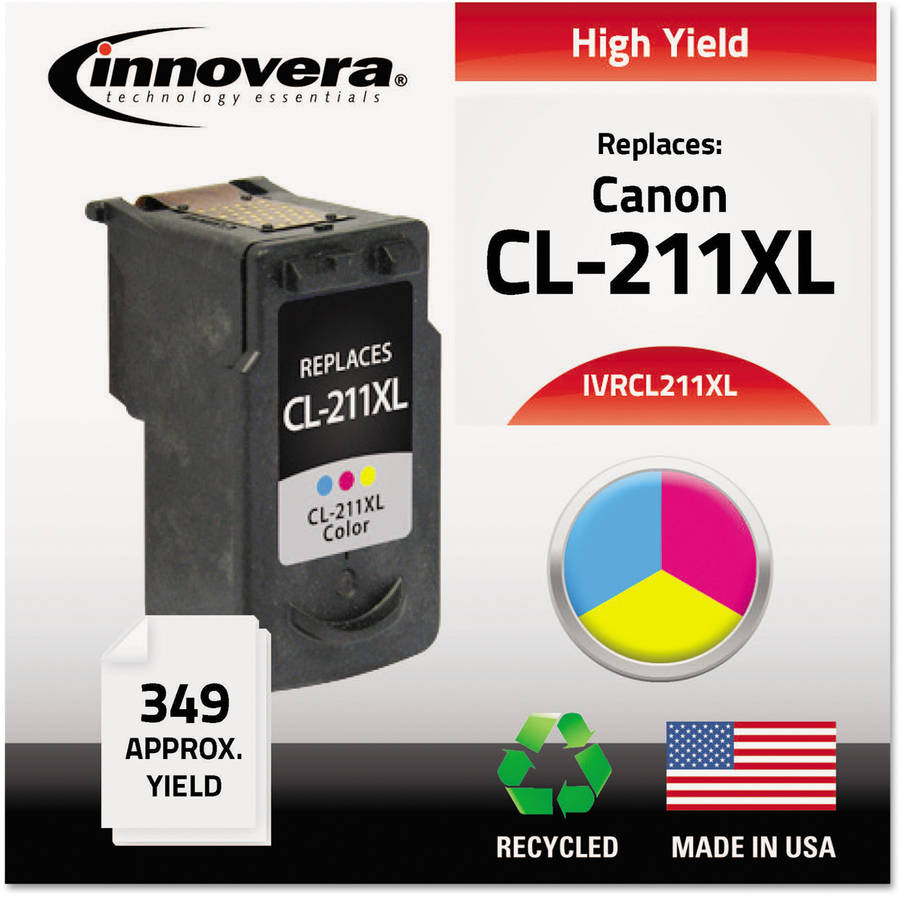 Innovera Remanufactured CL-211XL Color Ink Cartridge