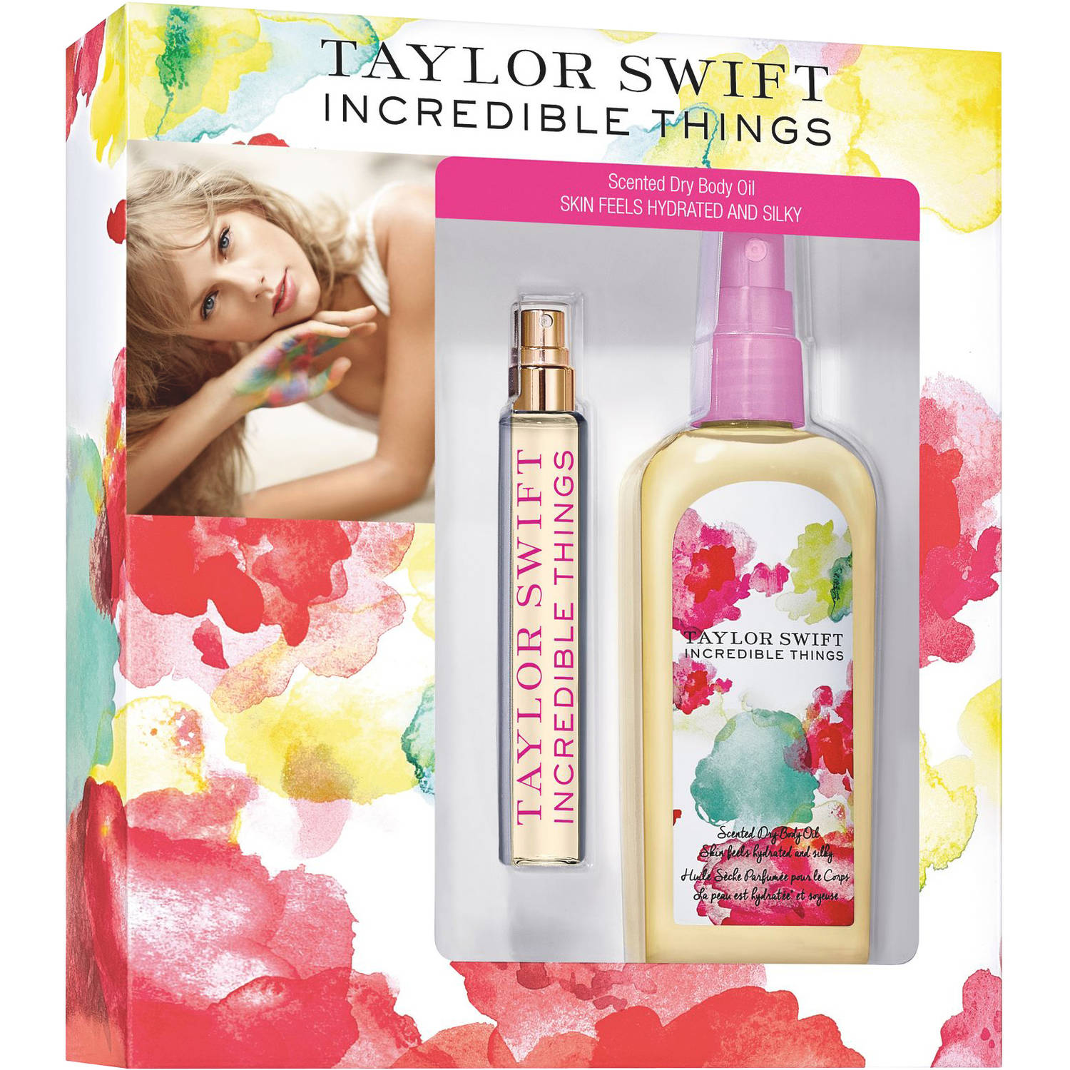 Taylor Swift Incredible Things Fragrance Gift Set, 2 pc