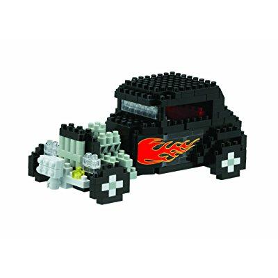 Nanoblock classic hot rod building kit by Ohio Art