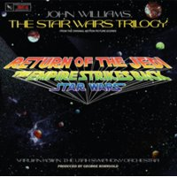 John Williams - Star Wars Trilogy (Utah Symphony Orchestra) / Ost - Vinyl