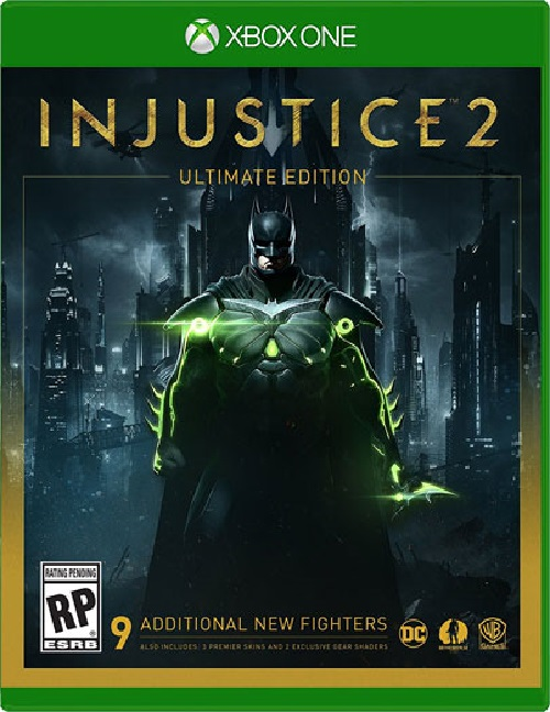 Injustice 2: Ultimate Edition Xbox One by Warner Bros