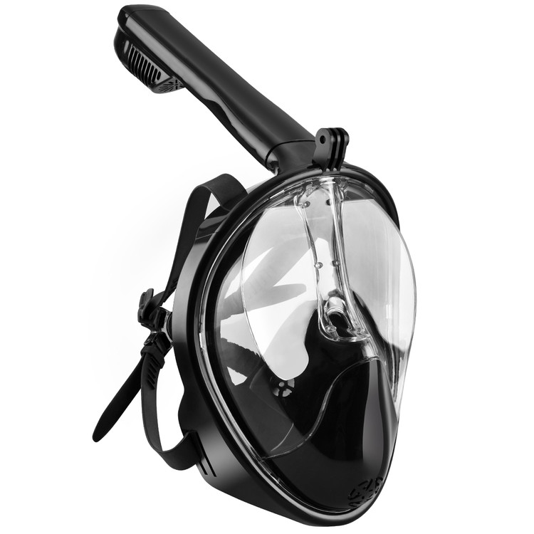 VicTsing Seaview�180��GoPro Compatible Snorkel Mask Panoramic Full Face Design with Anti-Fog and Anti-Leak... by
