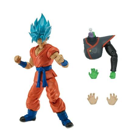 Super Saiyan Blue Goku (Super Saiyan Hair)