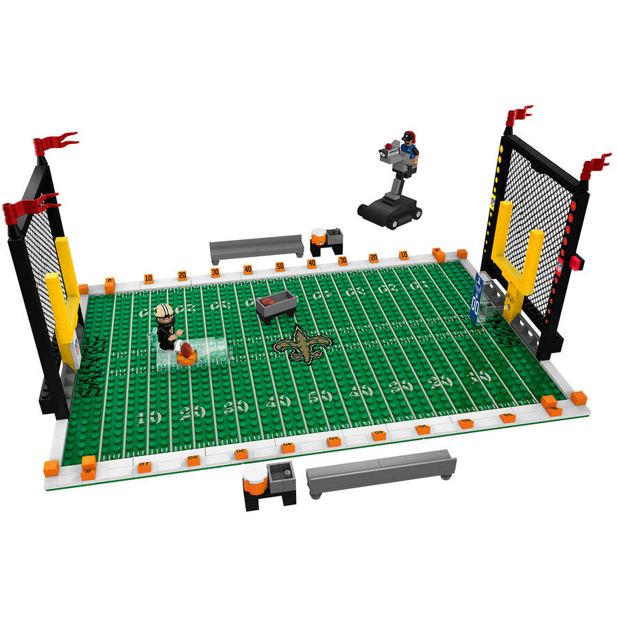 OYO Sports NFL New Orleans Saints Game Time Set - Walmart.com