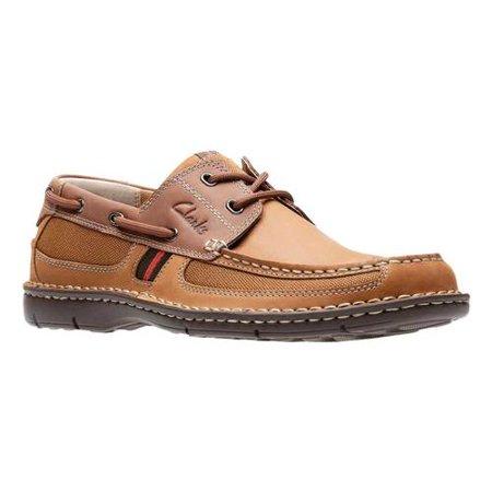 Men's Clarks Waterloo Boat Shoe Clark Shoes For Men