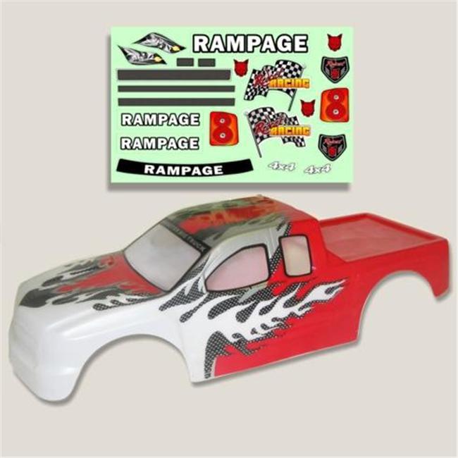 Redcat Racing . 20 Truck Body