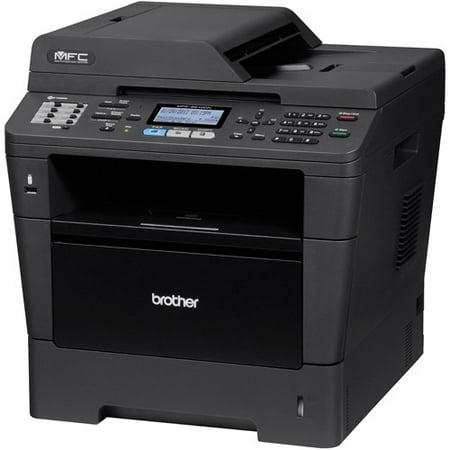 Brother Printer MFC8510DN Wireless Monochrome Printer Copier Scanner Fax Machine by