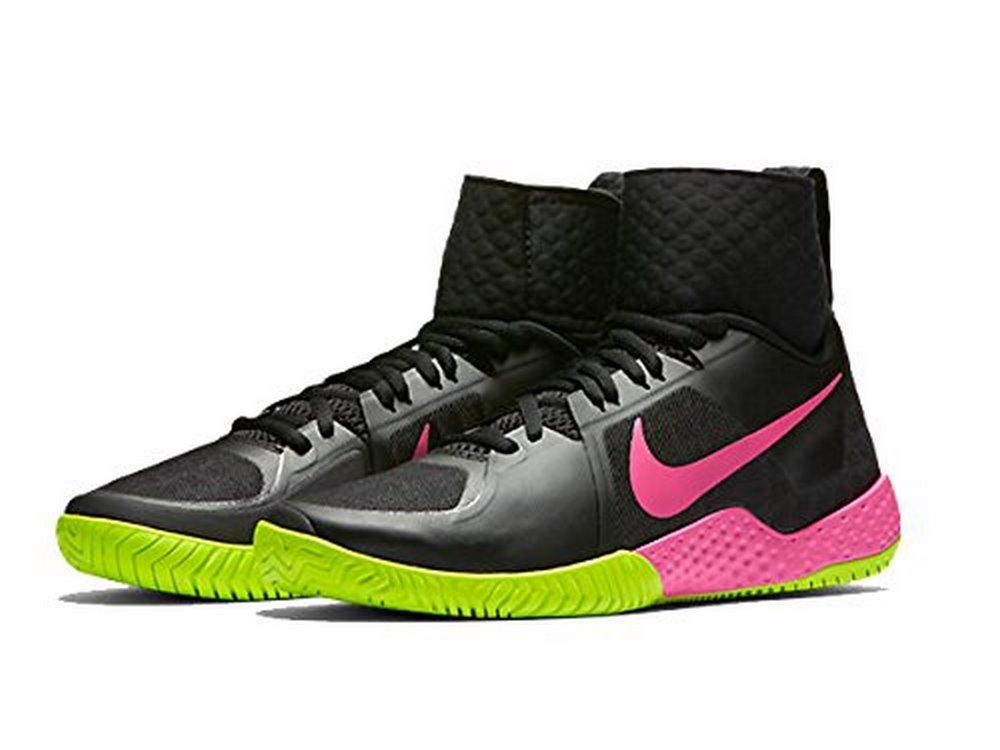 Nike Womens Flare, Black/Pink/Rose, 6 Economical, stylish, and eye-catching shoes