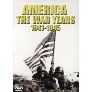 America: The War Years 1941-1945 (DVD)