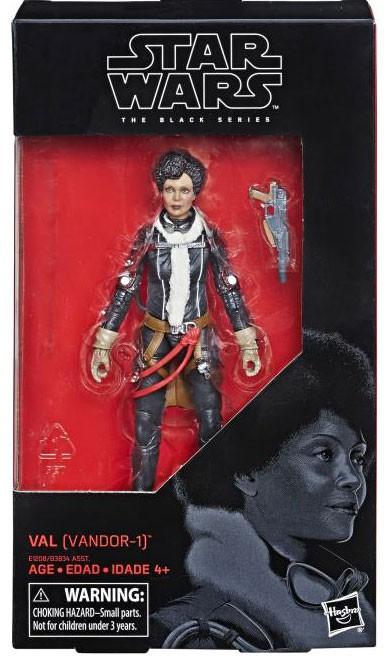Vandor - 1 Star Wars Black Series Figurine-VAL