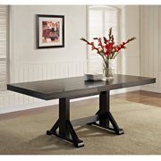 Walker Edison Wood Dining Table